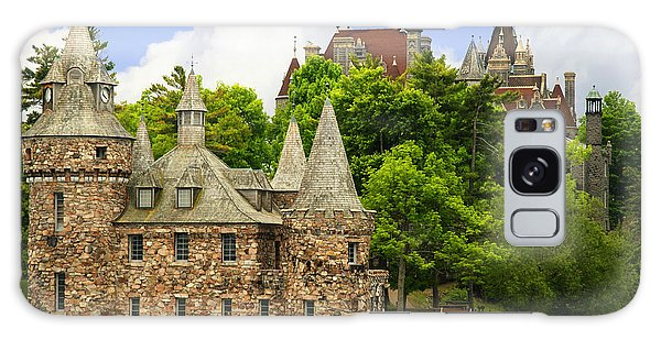 Boldt Castle Galaxy Case