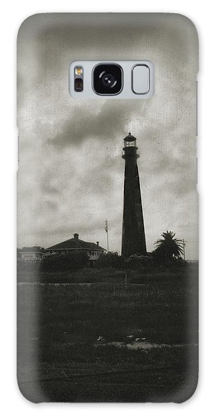 Bolivar Lighthouse Galaxy Case