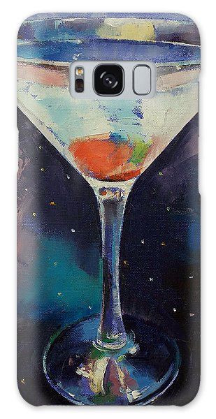 Collectibles Galaxy Case - Bombay Sapphire Martini by Michael Creese
