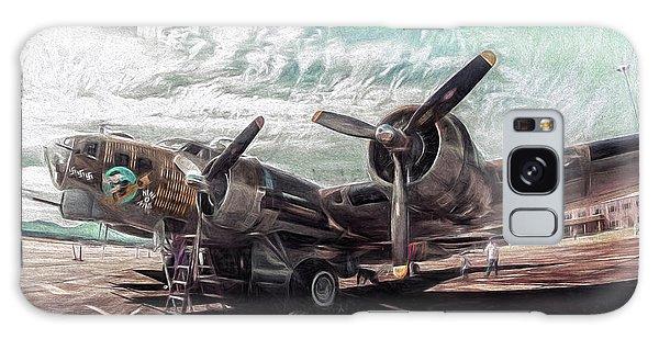 Bomber Galaxy Case