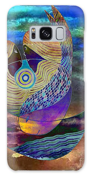 Bonded In Harmony Galaxy Case by Mukta Gupta