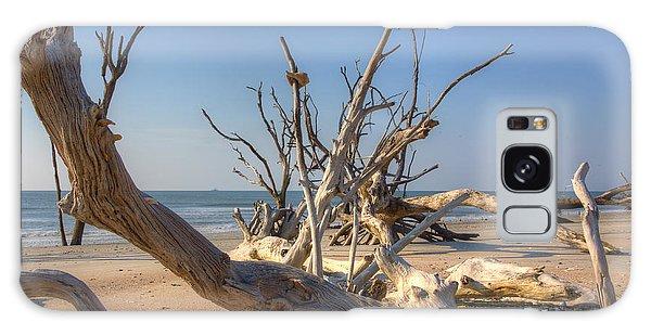 Boneyard Beach Galaxy Case