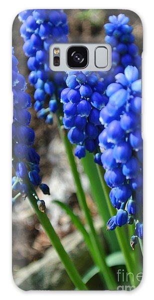 Bonny Blue Galaxy Case