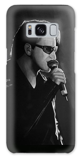 U2 Galaxy Case - Bono by Meijering Manupix