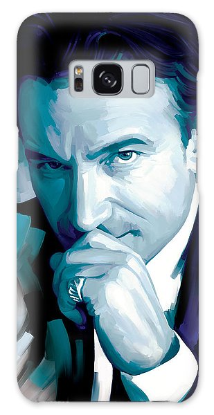 U2 Galaxy Case - Bono U2 Artwork 4 by Sheraz A