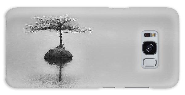 Bonsai At Fairy Lake Galaxy Case