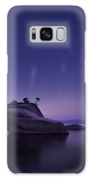 Bonsai Island Galaxy Case