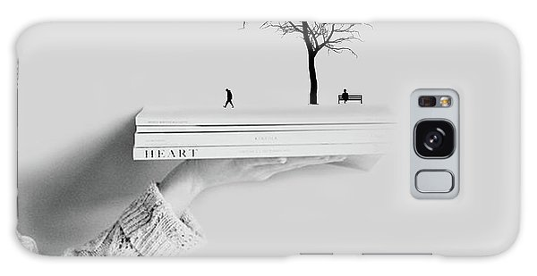Creative Galaxy Case - Book Drame He+art by Hadi Malijani