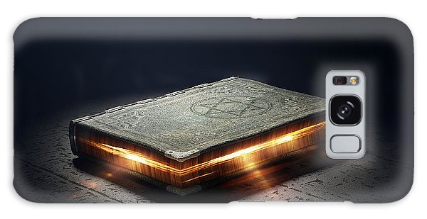 Magician Galaxy Case - Book With Magic Powers by Johan Swanepoel