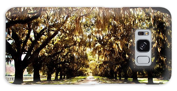 Boone Plantation Galaxy Case by Bill Howard