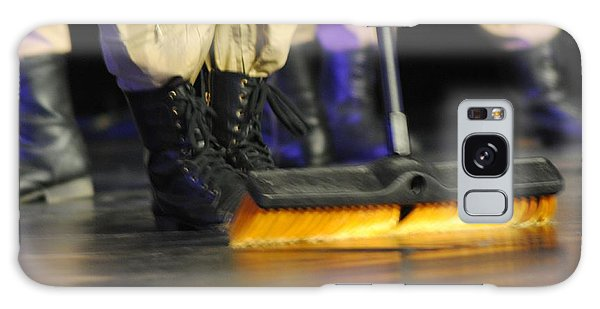 Boots And Brooms Galaxy Case