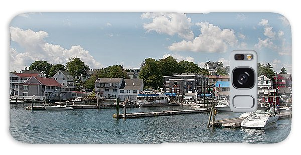 Boothbay Harbor 1242 Galaxy Case
