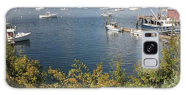 Boothbay Harbor Vista Galaxy Case