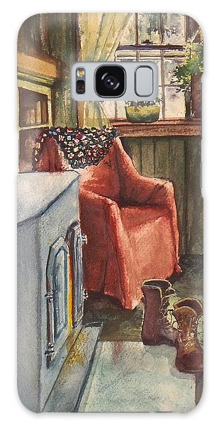 Boots Galaxy Case by Joy Nichols