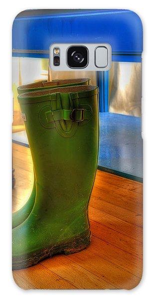 Boots Galaxy Case by Mark Alder