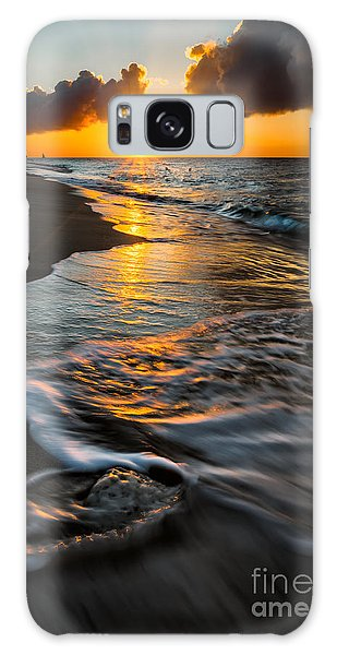 Boracay Sunset Galaxy Case by Adrian Evans