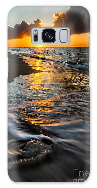 Boracay Sunset Galaxy Case