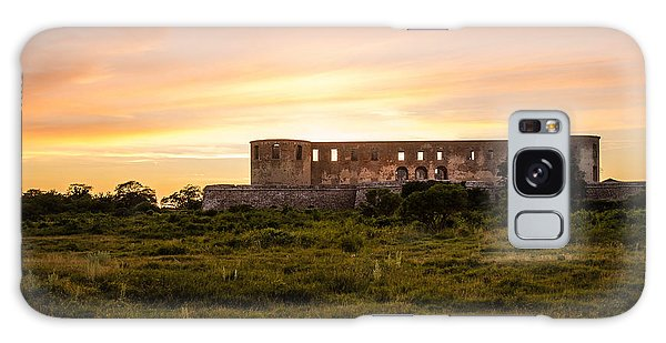 Borgholm Castle In Sweden Galaxy Case