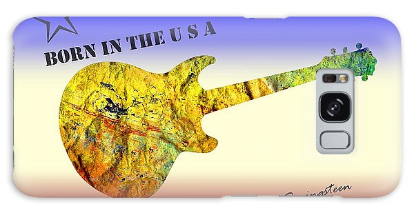 Born In The U S A Bruce Springsteen Galaxy Case