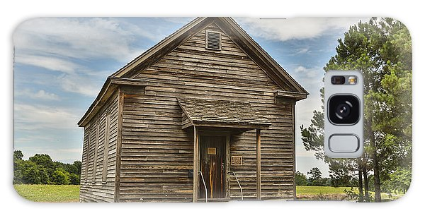 Bostick School House Galaxy Case