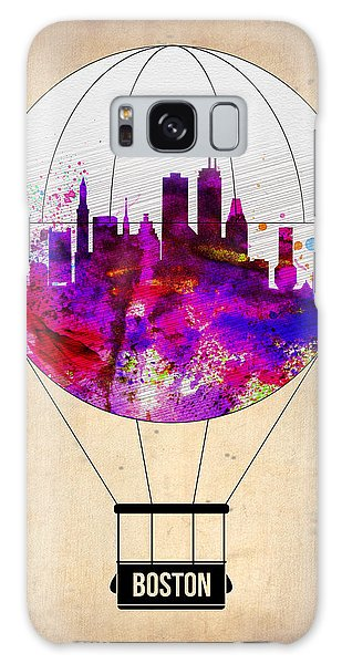 Boston Air Balloon Galaxy Case