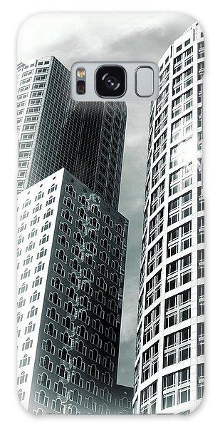 Boston Architecture Galaxy Case