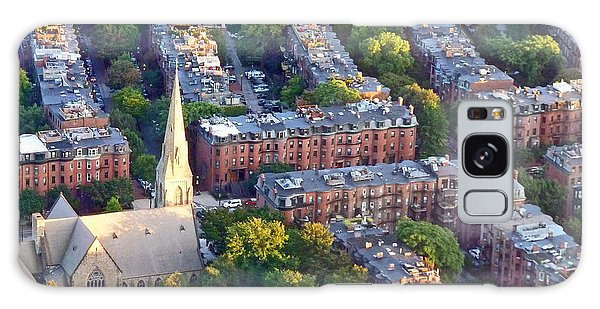 Boston Church Galaxy Case