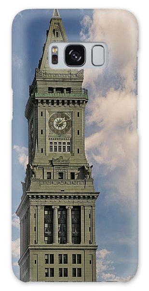 Boston Custom House Clock Tower Galaxy Case