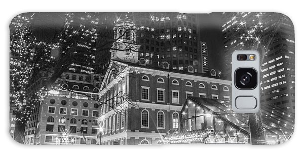 Boston Faneuil Hall  Galaxy Case