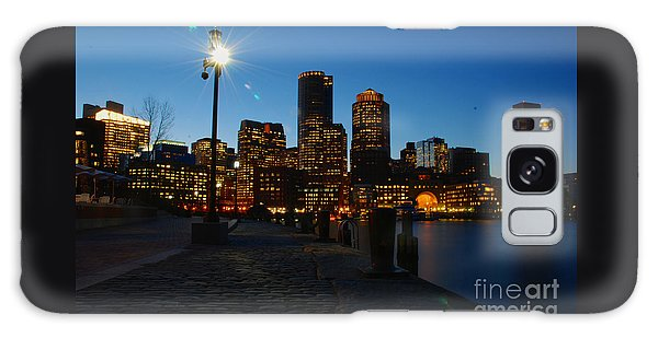 Boston Harbour Galaxy Case