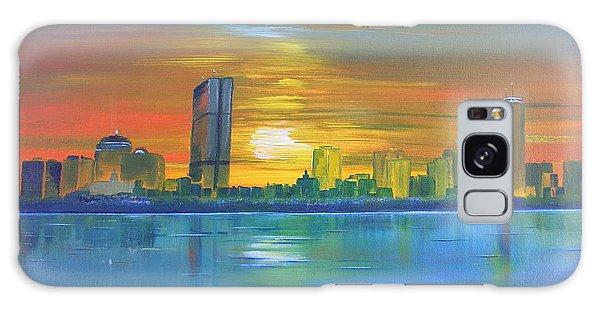 Boston II Galaxy Case by Barbara Hayes