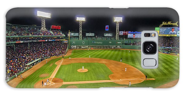 Boston Red Sox And New York Yankees At Fenway Park - Art Galaxy Case