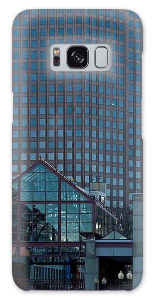 Boston Reflections Galaxy Case