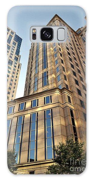 Boston Skyscrapers Galaxy Case