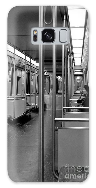 Boston Subway  Galaxy Case