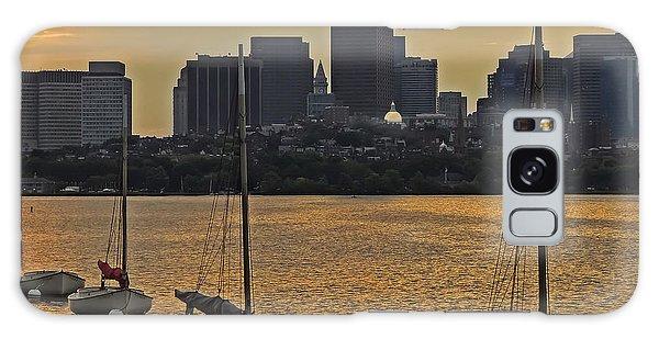Boston Sunrise Galaxy Case