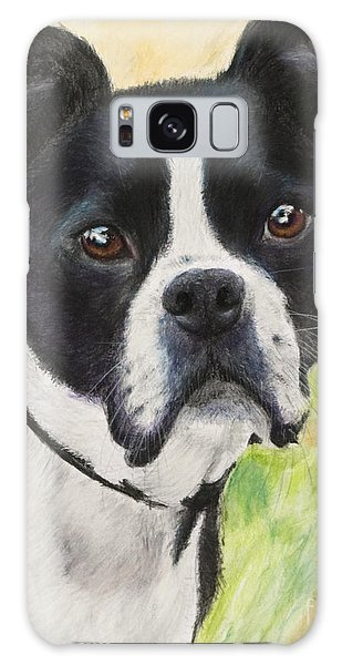 Boston Terrier Galaxy Case