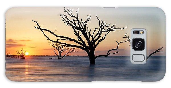 Botany Bay Sunrise Galaxy Case