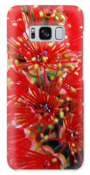 Bottle Brush Bloom Galaxy Case