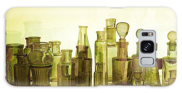 Bottled Light Galaxy Case by Holly Kempe