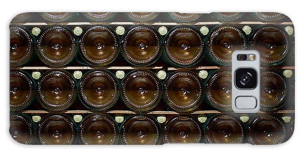 Bottles. Ca Del Bosco Winery. Franciacorta Docg Galaxy Case by Jouko Lehto