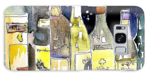 Bottles No 1 Galaxy Case