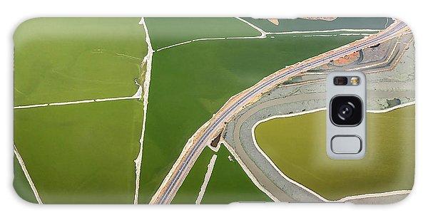 Rural Galaxy S8 Case - Boundaries by Rob Darby
