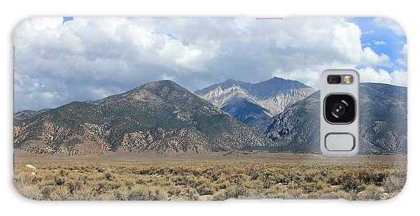 Desert View Tower Galaxy Case - Boundary Peak  by Johnny Adolphson