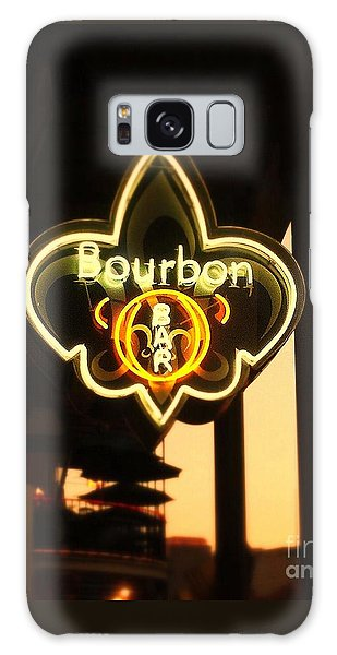 Bourbon Street Bar New Orleans Galaxy Case