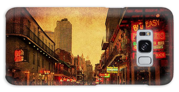 Bourbon Street Grunge Galaxy Case