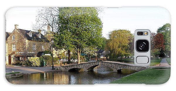 Bourton On The Water 2 Galaxy Case