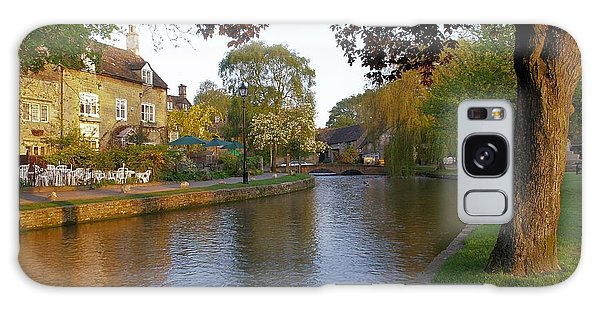 Bourton On The Water 3 Galaxy Case