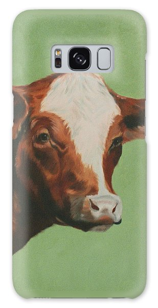 Bovine Beauty Galaxy Case