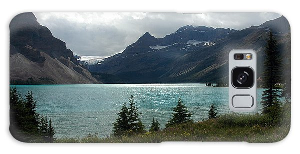 1021a Bow Lake Alberta Galaxy Case
